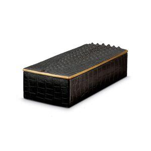 L'Objet Crocodile Rectangular Box