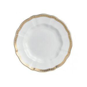 Crown Carlton Gold Salad Plate  - Size: unisex