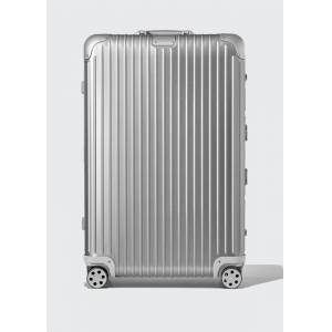 Rimowa Original Check-In L Spinner Luggage  - male - SILVER