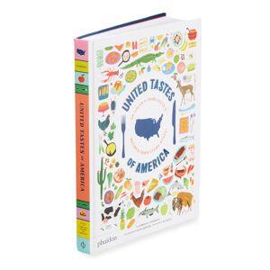 Hachette Book Group United Tastes of America - A Food Atlas