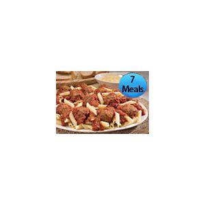 MagicKitchen.com Comfort Food Bundle Grande - 4 servings