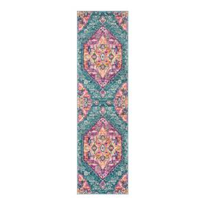 "Safavieh Madison Indoor/Outdoor Runner, 2'3"" x 12'"