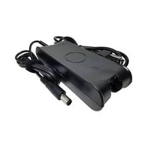 Dell AC adapter for Dell laptops 19.5v, 3.34A, 7.4mm - 5.0mm