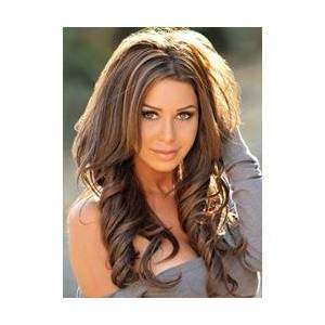 Fabulous Pretty Long Wavy High Quality Lace Wig 20 Inches