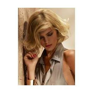Graceful New Arrival Short Loose Wavy 100% Human Hair Lace Front Wig 8 Inches