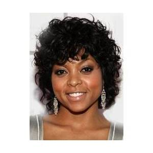 Unique New Arrival Unique Graceful Short Curly 100% Human Hair Wig 12 Inches