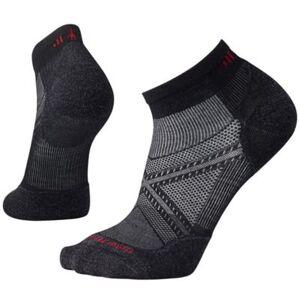 SmartWool Men's PhD® Run Light Elite Low Cut Socks - Black