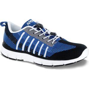 Apex Men's Apex Bolt Athletic Knit Lace Up Sneaker