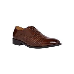 Joseph Abboud Marco Cap Toe Oxfords CLEARANCE Men's Shoes - ,