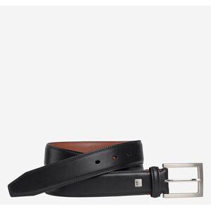 Johnston & Murphy Men's Johnston Murphy Dress Belt - Black - Size 34
