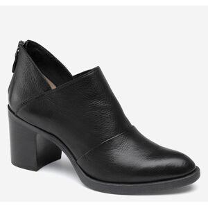 Johnston & Murphy Women's Britt Shoe - Black Italian Calfskin - Size 6.5 - M