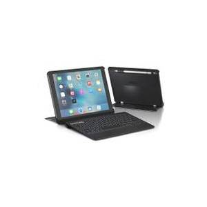 Apple ZAGG Slim Book - Hinged Case with Detachable Keyboard for iPad Air 2