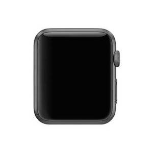 Apple Watch Nike+ (Series 3) GPS + Cellular - 42mm Space Gray - Excellent Condition
