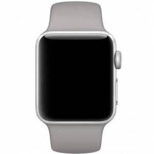Apple Watch (Series 0) - 42mm Silver Stainless Steel MJ3V2LL/A - Very Good Condition