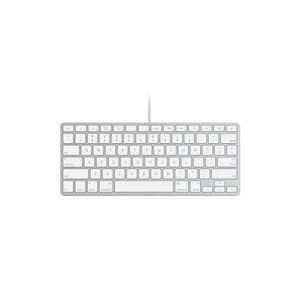Apple Aluminum Keyboard MB869LL/A - Good Condition