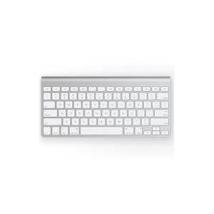 Apple Wireless Aluminum Keyboard MB167LL/A - Good Condition