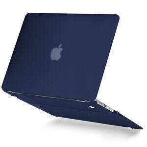 Protective MacBook Case (Blue, MBPR13)
