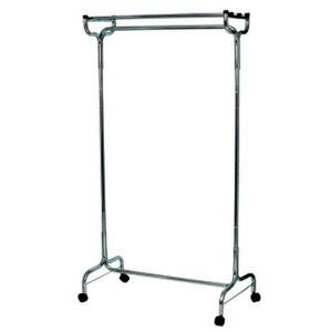 """Royal Industries Coat Rack On Casters 60"""""""