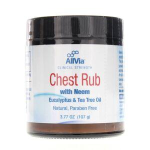 AllVia Chest Rub with Neem 3.77 Oz