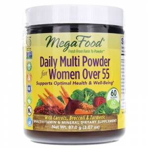 Megafood Daily Multi Powder for Women Over 55 60 Servings