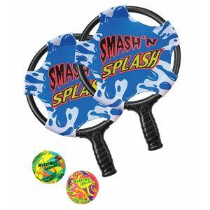 Poolmaster Smash N Splash Paddle Ball Game Rubber - Swimoutlet.com