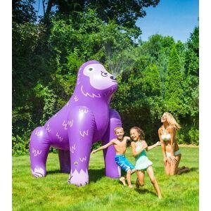 Big Mouth Toys Ape Yard Sprinkler - Purple 7+ Feet Tall - Swimoutlet.com