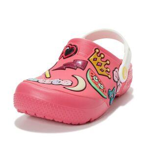 Crocs Kids' Playful Patches Clogs Toddler/Little/Big Kid - Paradise Pink 13 Kid - Swimoutlet.com