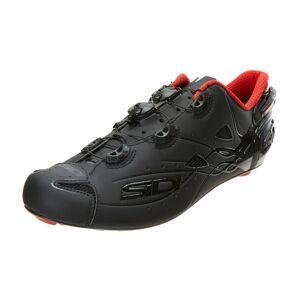 Sidi Men's Shot Vent Carbon Cycling Shoe - Matte Black/Black 43.5 - Swimoutlet.com