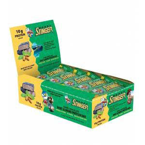 Honey Stinger 10 G Protein Bars 15 Pack - Dark Chocolate Mint - Swimoutlet.com