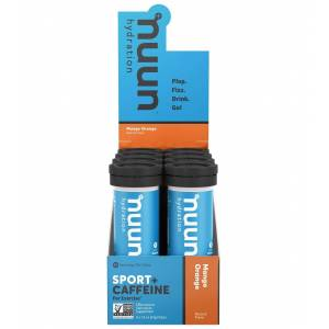 Nuun Energy 8-Pack Hydration Tablets - Mango Orange - Swimoutlet.com