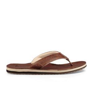 Sanuk Men's John Doe 2 Shoe in Light Brown, Size 7  - Size: 7