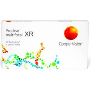 CooperVision Proclear Multifocal XR 6 Pack Contact Lenses