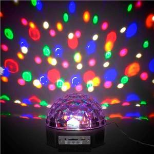 Windy City Novelties LED DJ Lighting Effects Machine by Windy City Novelties