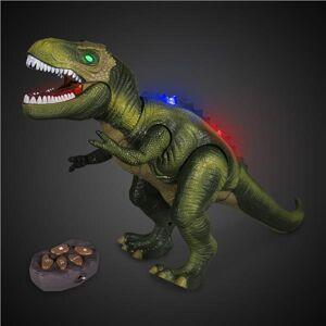 Windy City Novelties RC Walking T-Rex LED Dinosaur by Windy City Novelties