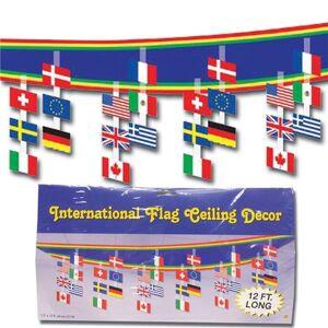 Windy City Novelties International Ceiling Decoration by Windy City Novelties