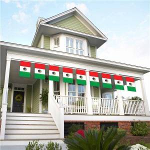 Windy City Novelties Mexican Flag 60' Flags Banner by Windy City Novelties