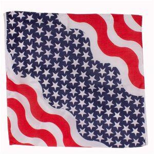 "Windy City Novelties American Flag 18"" Bandanas by Windy City Novelties"