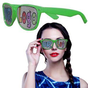 Windy City Novelties Green Novelty Custom Sunglasses - 12 Pack by Windy City Novelties