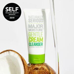Naturally Serious Major Moisture Gentle Cream Cleanser - 119 ml / 4.0 fl oz