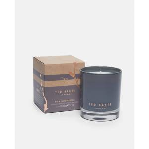 Ted Baker Fig And Olive Blossom Scented Candle  - Gray - Size: One Size