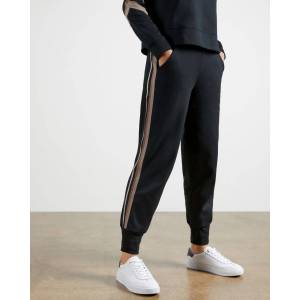 Ted Baker Jogger With Striped Trim  - Navy - Size: Ted Size 0 (US 2)