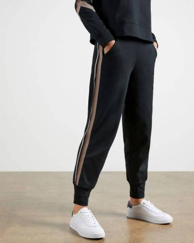 Ted Baker Jogger With Striped Tr...