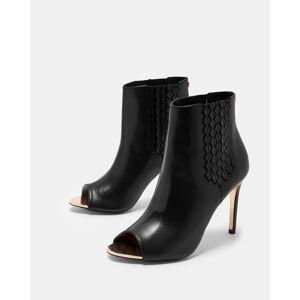 Ted Baker Peep Toe Heeled Boots