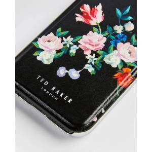 Ted Baker Sandalwood Iphone 11 Mirror Case  - Black - Size: One Size