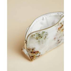 Ted Baker Vanilla Make Up Bag  - Ivory - Size: One Size