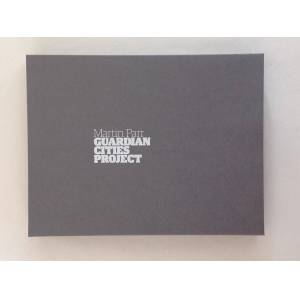Pro-Ject Guardian Cities Project - Boxed Set - SIGNED AND DEDICATED COPY MARTIN PARR [Fine] [Hardcover]