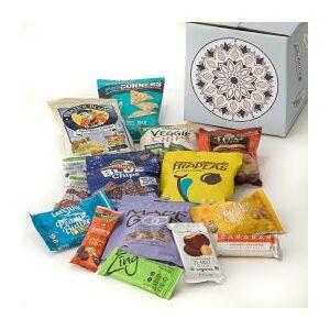 OCM Organic Snacks Care Package  - unisex - Blue