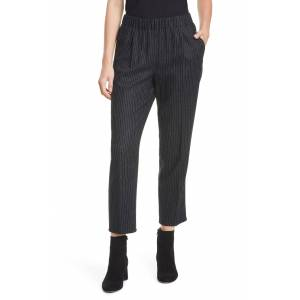 Eileen Fisher Cropped Pull-on Pants - Black - Eileen Fisher Pants