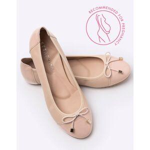 Seraphine Nude Ballet Flats