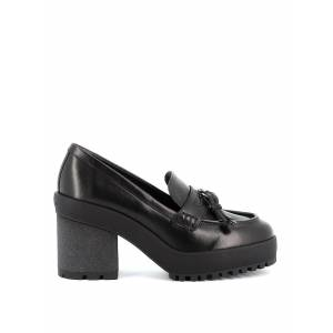Hogan H475 Loafer Style Pumps
